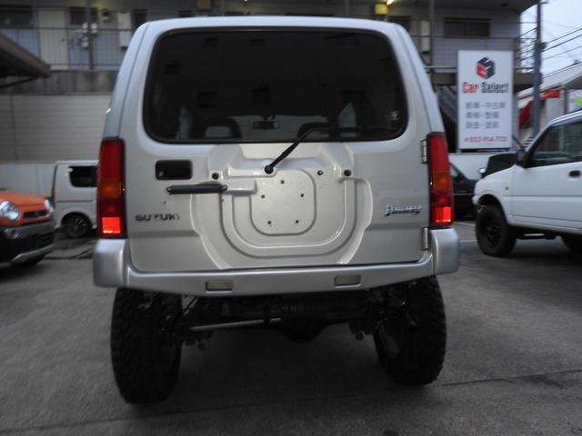 スズキ ジムニー XC リフトアップ 4WD
