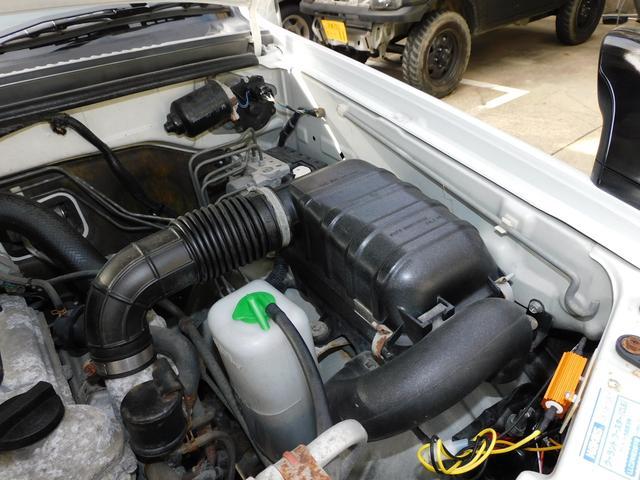XG パートタイム4WD インタークーラーターボ 新品部品3インチリフトアップキット 新品16インチマッドタイヤ 新品プロジェクターヘッドライト 新品オーバーフェンダー 新品前後LED付きショートバンパー(14枚目)