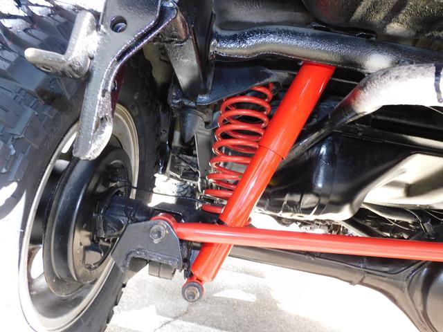 XG パートタイム4WD インタークーラーターボ 新品部品3インチリフトアップキット 新品16インチマッドタイヤ 新品プロジェクターヘッドライト 新品オーバーフェンダー 新品前後LED付きショートバンパー(31枚目)