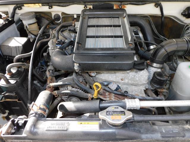 XG パートタイム4WD インタークーラーターボ 新品部品3インチリフトアップキット 新品16インチマッドタイヤ 新品プロジェクターヘッドライト 新品オーバーフェンダー 新品前後LED付きショートバンパー(49枚目)