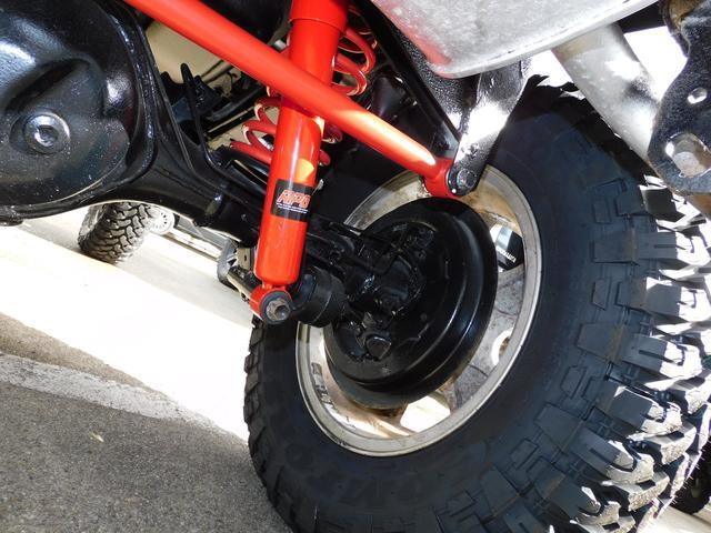 XG パートタイム4WD インタークーラーターボ 新品部品3インチリフトアップキット 新品16インチマッドタイヤ 新品プロジェクターヘッドライト 新品オーバーフェンダー 新品前後LED付きショートバンパー(51枚目)