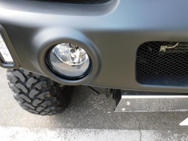XG インタークーラーターボ パートタイム4WD フロア5速ミッション 新品部品3インチリフトアップキット 新品LEDランプ付き前後ショートバンパー 新品COMFORSER16インチマッドタイヤ(20枚目)