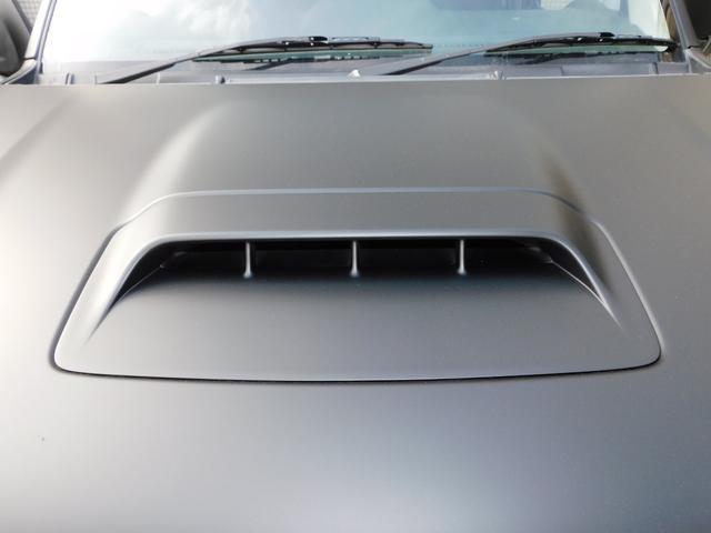 XG インタークーラーターボ パートタイム4WD フロア5速ミッション 新品部品3インチリフトアップキット 新品LEDランプ付き前後ショートバンパー 新品COMFORSER16インチマッドタイヤ(25枚目)