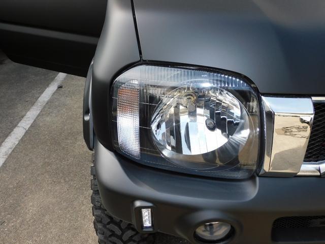 XG インタークーラーターボ パートタイム4WD フロア5速ミッション 新品部品3インチリフトアップキット 新品LEDランプ付き前後ショートバンパー 新品COMFORSER16インチマッドタイヤ(38枚目)
