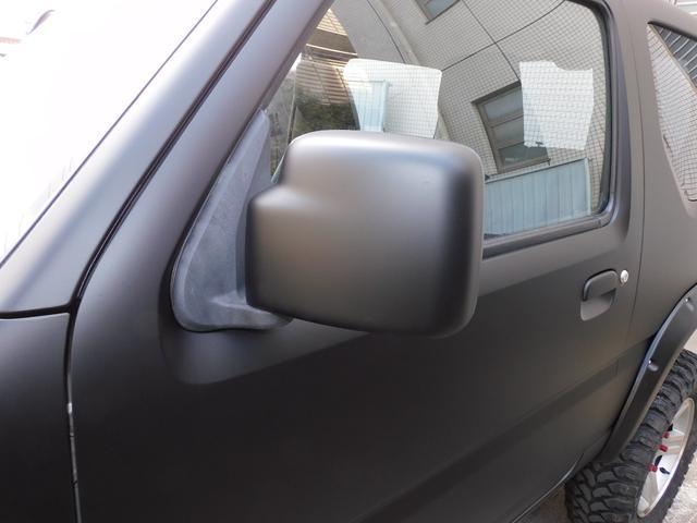 XG インタークーラーターボ パートタイム4WD フロア5速ミッション 新品部品3インチリフトアップキット 新品LEDランプ付き前後ショートバンパー 新品COMFORSER16インチマッドタイヤ(51枚目)
