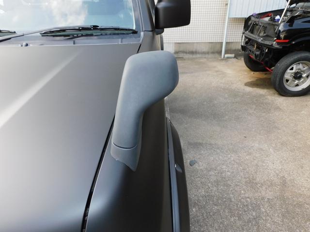 XG インタークーラーターボ パートタイム4WD フロア5速ミッション 新品部品3インチリフトアップキット 新品LEDランプ付き前後ショートバンパー 新品COMFORSER16インチマッドタイヤ(54枚目)