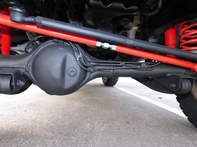 XG インタークーラーターボ パートタイム4WD フロア5速ミッション 新品部品3インチリフトアップキット 新品LEDランプ付き前後ショートバンパー 新品COMFORSER16インチマッドタイヤ(65枚目)
