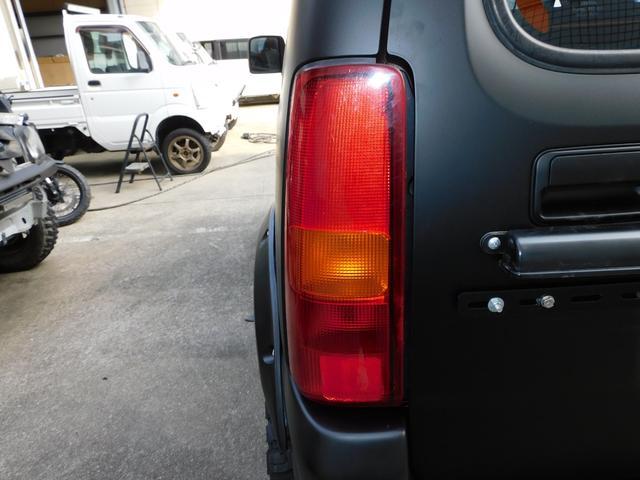 XG インタークーラーターボ パートタイム4WD フロア5速ミッション 新品部品3インチリフトアップキット 新品LEDランプ付き前後ショートバンパー 新品COMFORSER16インチマッドタイヤ(66枚目)