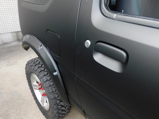 XG インタークーラーターボ パートタイム4WD フロア5速ミッション 新品部品3インチリフトアップキット 新品LEDランプ付き前後ショートバンパー 新品COMFORSER16インチマッドタイヤ(69枚目)