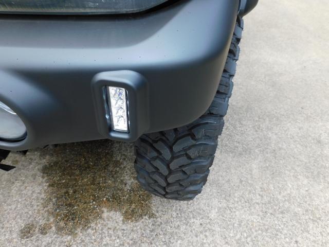 ワイルドウインド パートタイム4WD 新品部品3インチリフトアップキット 自社オリジナルマッドブラック塗装 新品LED付き前後ショートバンパー 新品COMFORSER16インチマッドタイヤ 新品フロントメッキグリル(22枚目)