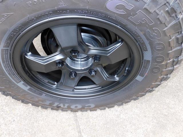 ワイルドウインド パートタイム4WD 新品部品3インチリフトアップキット 自社オリジナルマッドブラック塗装 新品LED付き前後ショートバンパー 新品COMFORSER16インチマッドタイヤ 新品フロントメッキグリル(47枚目)