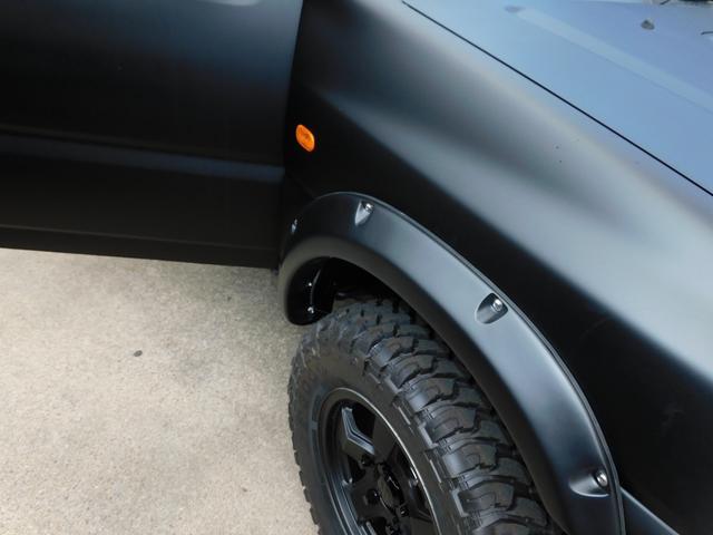 ワイルドウインド パートタイム4WD 新品部品3インチリフトアップキット 自社オリジナルマッドブラック塗装 新品LED付き前後ショートバンパー 新品COMFORSER16インチマッドタイヤ 新品フロントメッキグリル(52枚目)