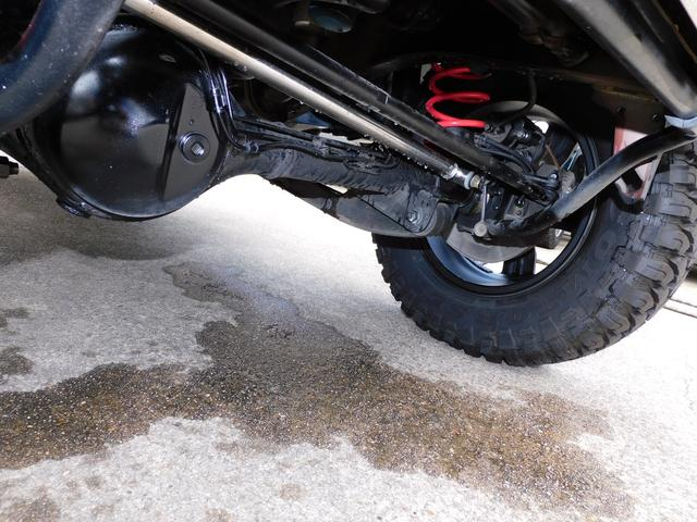 ワイルドウインド パートタイム4WD 新品部品3インチリフトアップキット 自社オリジナルマッドブラック塗装 新品LED付き前後ショートバンパー 新品COMFORSER16インチマッドタイヤ 新品フロントメッキグリル(62枚目)