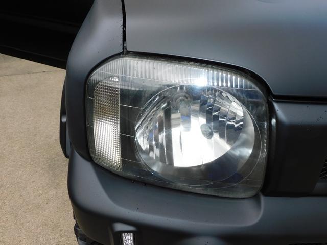 ワイルドウインド パートタイム4WD 新品部品3インチリフトアップキット 自社オリジナルマッドブラック塗装 新品LED付き前後ショートバンパー 新品COMFORSER16インチマッドタイヤ 新品フロントメッキグリル(69枚目)