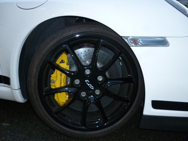 911GT3ストリート PCCB ロベルタリフター(9枚目)