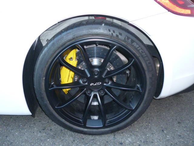 GT4 PCCB スポーツクロノ レザーインテリア(16枚目)