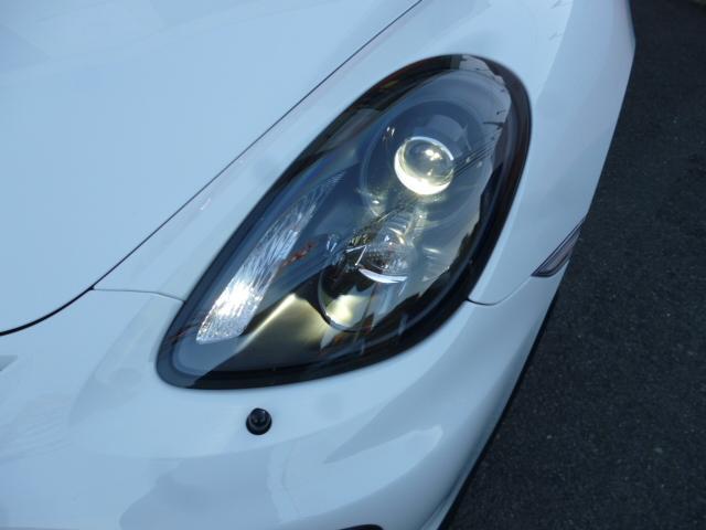 GT4 PCCB スポーツクロノ レザーインテリア 電動スポーツシート サテンブラックカラーホイール(32枚目)