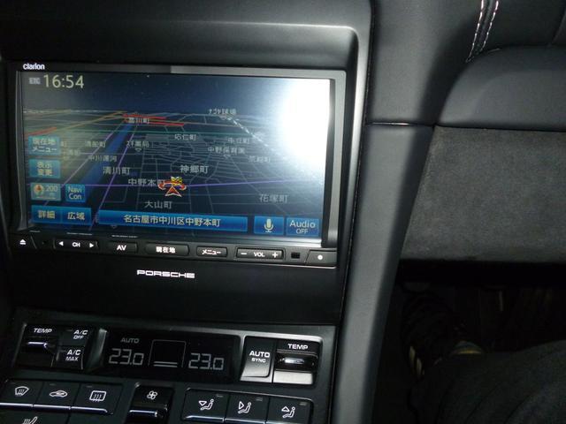 GT4 PCCB スポーツクロノ レザーインテリア 電動スポーツシート サテンブラックカラーホイール(49枚目)