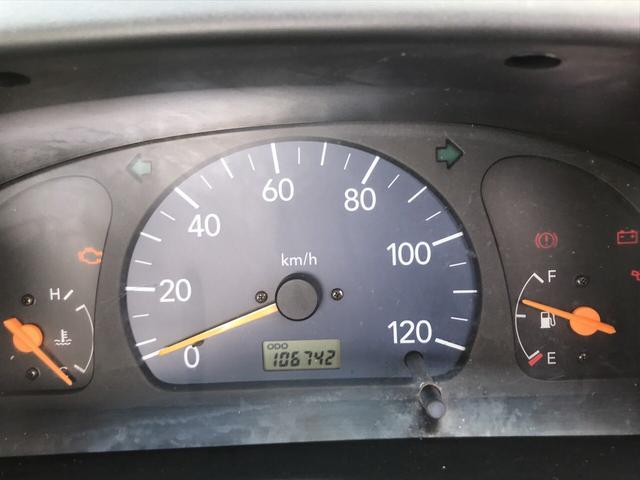 4WD タイミングチェーン 5速MT 三方開き(10枚目)