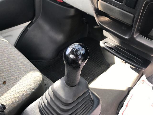 4WD タイミングチェーン 5速MT 三方開き(12枚目)