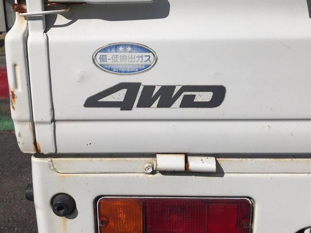 4WD タイミングチェーン 5速MT 三方開き(18枚目)