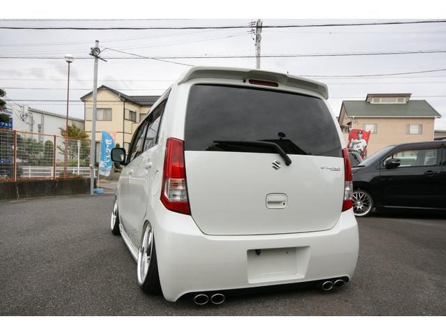「スズキ」「ワゴンRスティングレー」「コンパクトカー」「愛知県」の中古車9