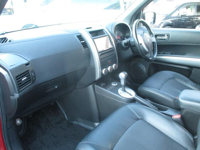 日産 エクストレイル 20X 4WD HDDナビ フルセグ スマートキー