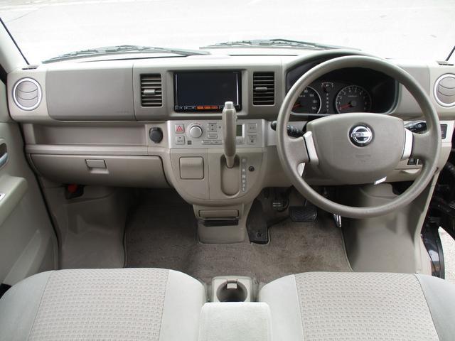 日産 NV100クリッパーリオ G 4WD 純正ナビ フルセグTV 両側電動
