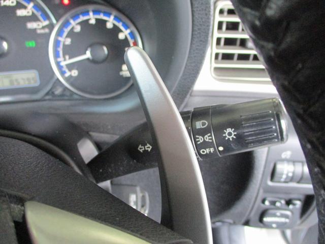 2.0GT 4WD HDDナビ ワンセグTV ターボ付き DVD/CD再生 ETC HIDヘッド キーレス ハーフレザーシート 純正アルミ パドルシフト(32枚目)