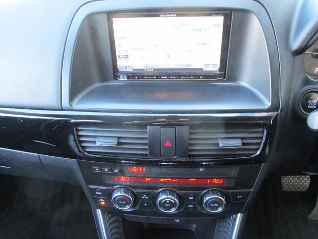 XD タイヤ新品 メモリーナビ フルセグTV バックカメラ Bluetooth接続 スマートキー DVD/CD再生 アイドリングストップ サイドカメラ ETC 純正アルミ 革巻きステアリング(25枚目)