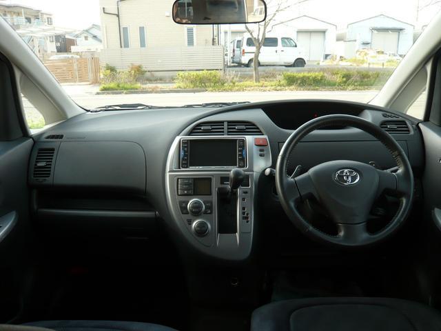 フロントダッシュ廻り☆目線の高いドライブポジションにて運転しやすくなってます!