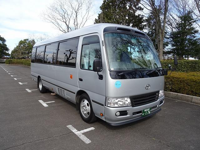 ロングGXターボ 29人乗り 自動ドア HDDナビ 室内TV(3枚目)