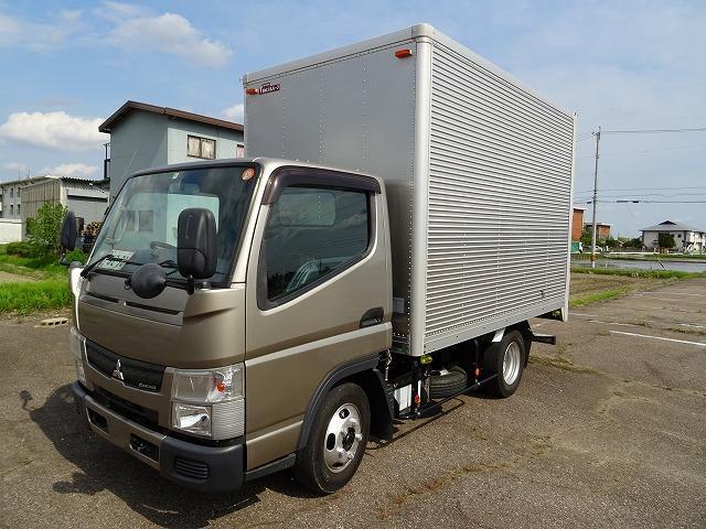 アルミバン 2トン標準 5MT  新免許トラック(3枚目)