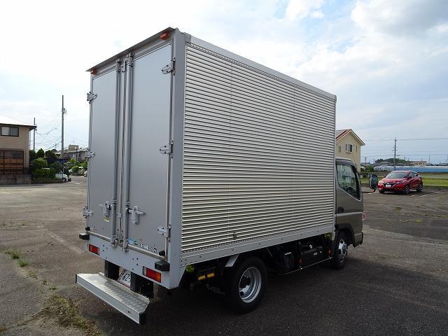 アルミバン 2トン標準 5MT  新免許トラック(7枚目)