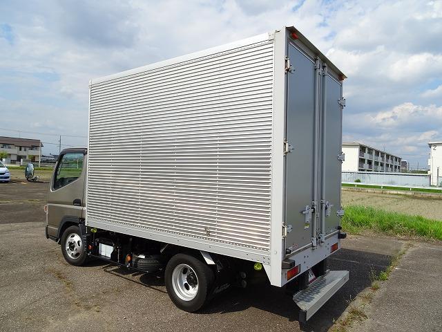 アルミバン 2トン標準 5MT  新免許トラック(9枚目)