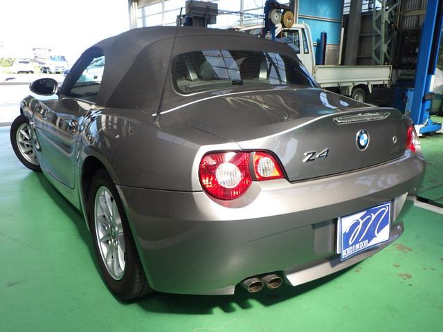BMW BMW Z4 2.2i 電動オープン 純正16AW キーレス