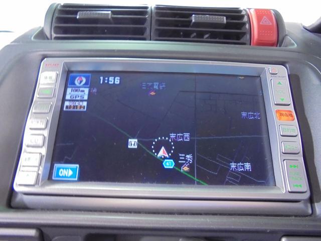 ホンダ フィット 1.3A 純正DVDナビ ワンセグ ワンオーナー 4WD