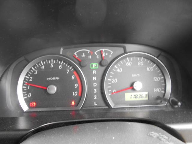 クロスアドベンチャーXC CDデッキ キーレスエントリー 4WD ターボ車 シートヒーター 純正16インチアルミ クロスアドベンチャー専用ジート 自社下取り車(9枚目)