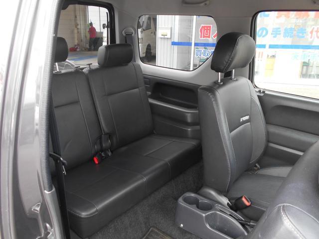 クロスアドベンチャーXC CDデッキ キーレスエントリー 4WD ターボ車 シートヒーター 純正16インチアルミ クロスアドベンチャー専用ジート 自社下取り車(12枚目)