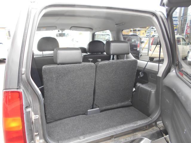 クロスアドベンチャーXC CDデッキ キーレスエントリー 4WD ターボ車 シートヒーター 純正16インチアルミ クロスアドベンチャー専用ジート 自社下取り車(13枚目)