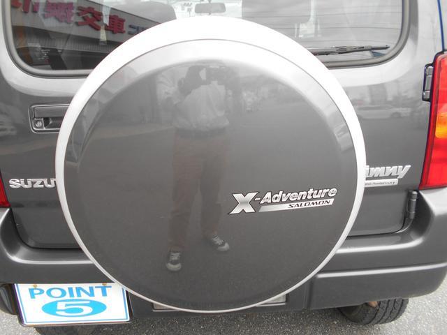 クロスアドベンチャーXC CDデッキ キーレスエントリー 4WD ターボ車 シートヒーター 純正16インチアルミ クロスアドベンチャー専用ジート 自社下取り車(14枚目)