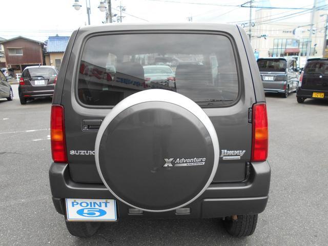 クロスアドベンチャーXC CDデッキ キーレスエントリー 4WD ターボ車 シートヒーター 純正16インチアルミ クロスアドベンチャー専用ジート 自社下取り車(20枚目)