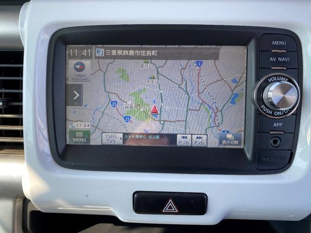 X スマートフォン連携ナビ装着車 ナビ TV ETC Bカメラ アルミ レーダーブレーキサポート アイドリングストップ プッシュスタート(15枚目)