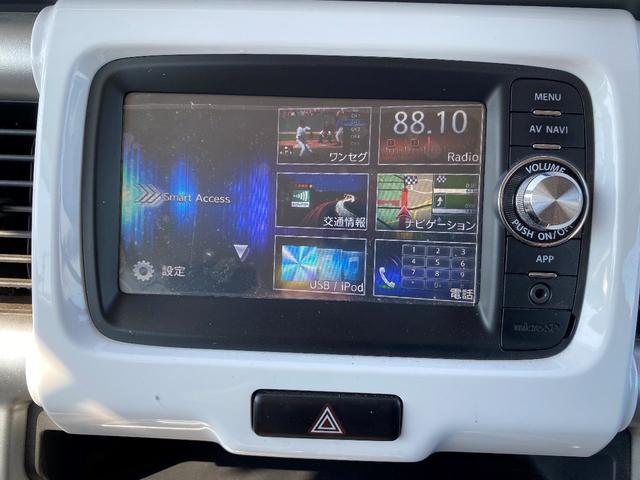 X スマートフォン連携ナビ装着車 ナビ TV ETC Bカメラ アルミ レーダーブレーキサポート アイドリングストップ プッシュスタート(16枚目)