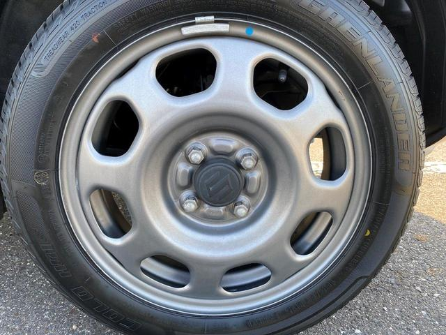 タイヤは新品に交換済みです。