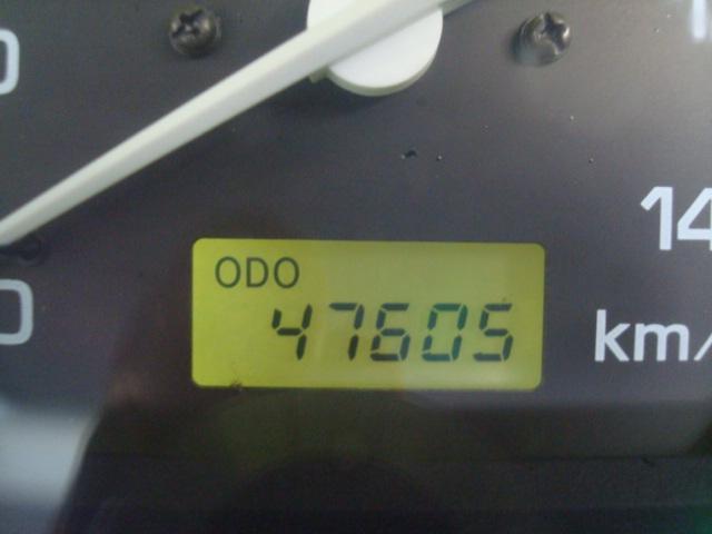 走行距離 48000km