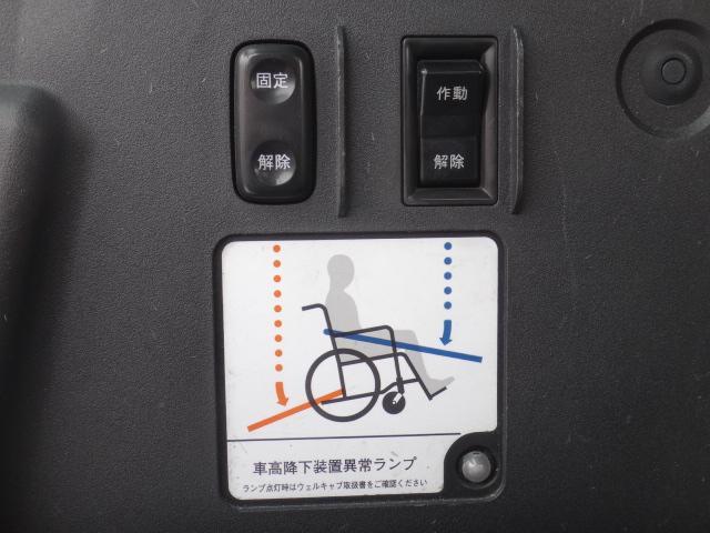 X 福祉車両 スロープタイプ タイプ1 HDDナビ(6枚目)