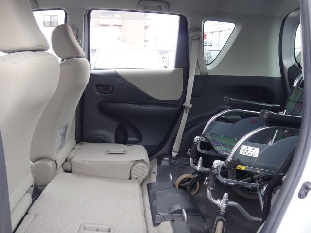X 福祉車両 スロープタイプ タイプ1 HDDナビ(15枚目)