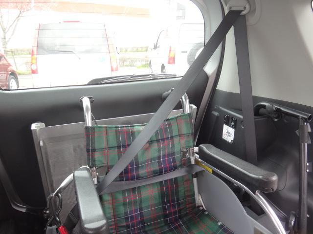 X 福祉車両 スロープタイプ タイプ1 HDDナビ(16枚目)