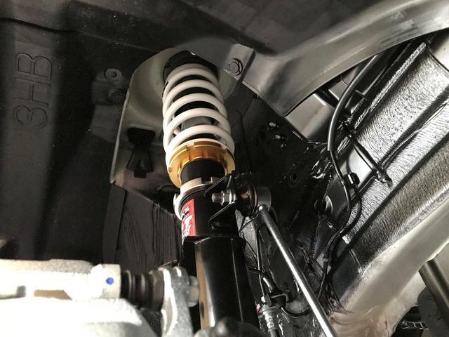 HKSハイパワースペックL2マフラー・HKSハイパーマックス4GT車高調パッケージ セーフティサポート非装着車(5枚目)